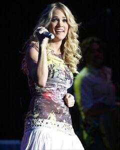 Carrie-Underwood-estampado-Cartel-61x50-8cm-Fino-PIC-277665