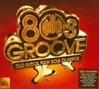 Ministry of Sound: 80s Groove -- Old Skool Funk Soul Classics [Digipak] by Various Artists (CD, Jul-2010, 3 Discs, Ministry of Sound)