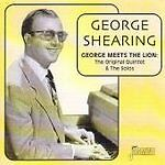 1 of 1 - George Meets The Lion: Origina, George Shearing, Very Good CD