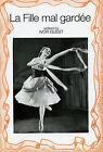 La Fille Mal Gardee by Dance Books Ltd (Paperback, 2010)