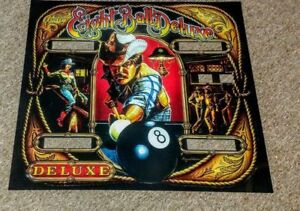 Bally-EIGHT-BALL-DELUXE-pinball-machine-backglass-translite-replacement