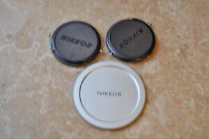 Nikon 52mm  lens Front Lens Cap  lot