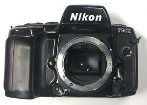 Nikon-F90X-N90S-35mm-SLR-Film-Camera-Parts-only-Ori