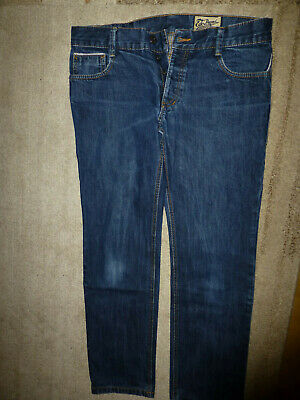 """ Edc Brand "" Edition No.358 Gr. W 34 / L 32, Herren Jeans, Blau"