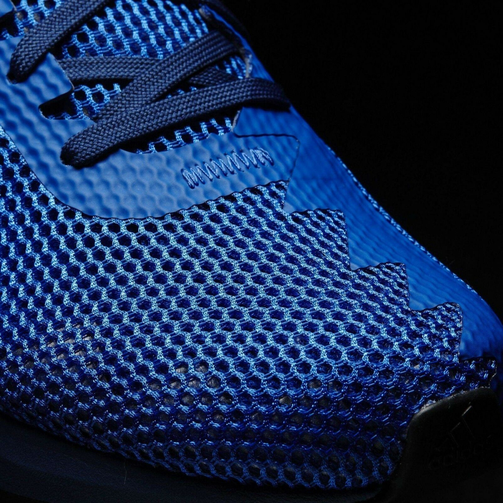 Adidas Running Vengeful Men's Blue Silver - Trainers Shoes - BA7938