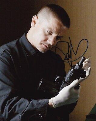 Responsible Jeremy Renner The Town Signed Autograph Photo W/ Coa * Autographs-original Entertainment Memorabilia