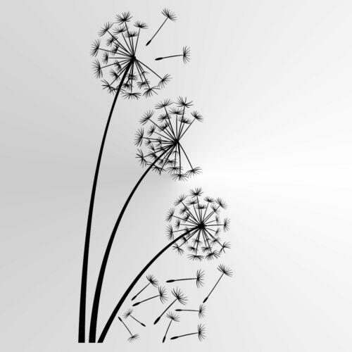 F20 Dandelions Reusable Stencil A3 A4 A5 Romantic Shabby Chic Craft Flora