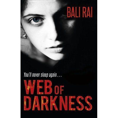 Web of Darkness, Rai, Bali, Used; Good Book