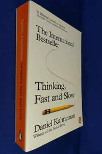 THINKING-FAST-AND-SLOW-Daniel-Kahneman-PSYCHOLOGY-SELP-HELP-Book