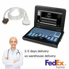 B Ultrasound Machine Portable Laptop Digital Ultrasound Scanner Convex Probeusa
