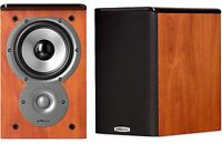 Polk Tsi100 Cherry Bookshelf Speakers (pair) on sale