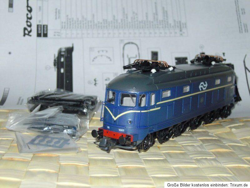 Roco 61413 a. Mejor tren que nunca  tren electrónico 1000 laens EP4,