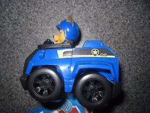 NWT PAW PATROL RESCUE MARSHALL EMT TRUCK /& SUPER SPY CHASE RACERS SHIP EVERYDAY