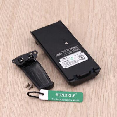6X BP-209 BP-210 Battery for ICOM IC-F22 IC-F22S IC-F22SR IC-T3H IC-V82 IC-F21S