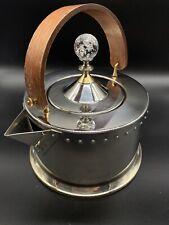 Jorgensen Bodum Chambord Teapot design C Made in Switzerland