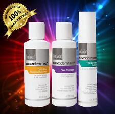 Obagi Clenziderm Trio KIT: Foaming Clns,Pore Therapy,Therapeutic LOTION *NB*