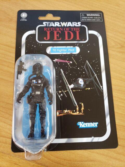 Star Wars Return of the Jedi TIE Fighter Pilot Kenner Action Figure NIP