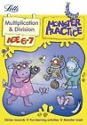 Letts Monster Practice: Multiplication and Division Age 6-7 by Letts Monster Practice, Alison Oliver (Paperback, 2013)