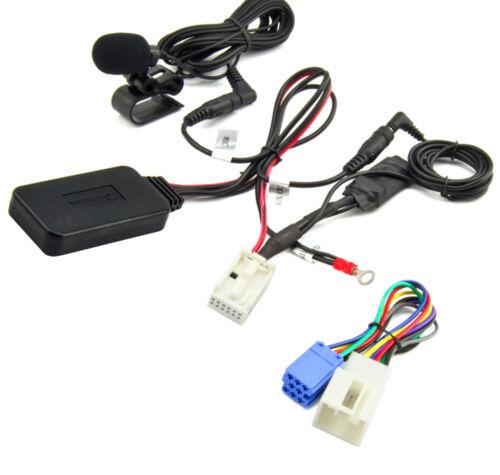 Bluetooth Adapter Aux VW AUDI SEAT SKODA bis 2014 Musik Freisprecheinrichtung
