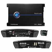 Planet Two-channel Power Amplifier 1000 Watts X 2 Max Power