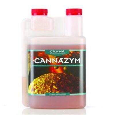 Aufstrebend Canna Zym Cannazym 1-l Pflanzen-dünger Npk Wuchs Blüte Grow Booster Anucht