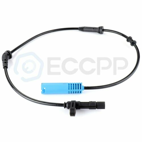 2 Front AND Rear ABS Wheel Speed Sensor Pair For Mini Cooper 02-08 S Salt Base