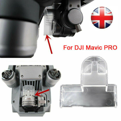 2x Original DJI Mavic Pro Service Part Gimbal Camera Clamp Lock Clip Holder OEM