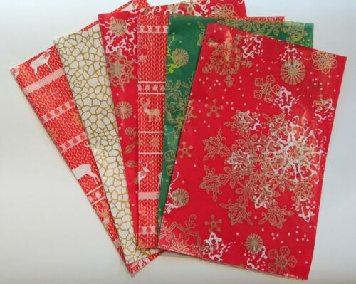 Christmas Decopatch paper pack for craft scrapbooking cardmaking decorations