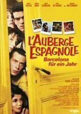 L´AUBERGE ESPAGNOLE - BARCELONA FÜR EIN JAHR DVD NEU