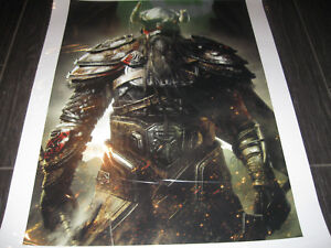 Elder Scrolls Online Eso The Nord Lithograph Print Art Limited