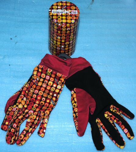 paire de sous gants moto ESKA ACID orange taille L//XL neuf