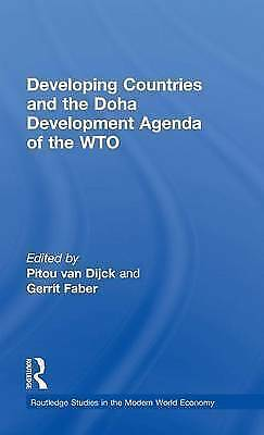 Developing Countries and the Doha Development Agenda of the WTO (Routledge Stud