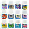 PEBEO SETACOLOR OPAQUE FABRIC PAINT COLOURS SUEDE VOLUME FLOCK EFFECTS 45ml POTS