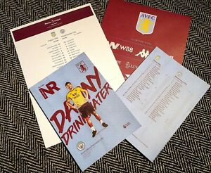 Aston-Villa-v-Manchester-City-Matchday-Programme-with-teamsheet-12-01-2020