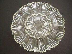 DRESSED-EGG-PLATE-DISH-PRESSED-GLASS-10-039-039