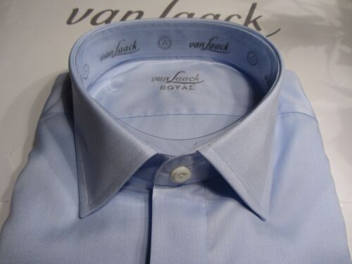 "Van Laack Royal 40 15,75 retsf 66-99 /""elegante abbottonatura nascosta/"" 169 € 1814"