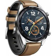 Huawei Watch Classic GT-B19V Smartwatch braun Edelstahl Fitnesstracker