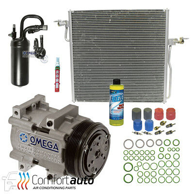 New A/C AC Compressor Kit Fits: 1998 - 2001 Explorer / Montaineer V6 4 0L  ONLY | eBay