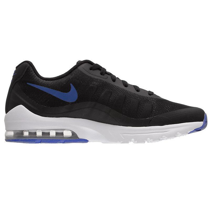 Nike Herren Sneaker AIR MAX Invigor Schwarz Schuhe Turnschuhe Freizeit NEU