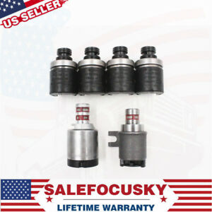 Details about 6X OEM 5R44E 5R55E Transmission Shift Solenoid Tested For  Coast Ford 97-UP