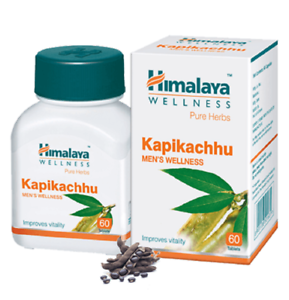 Herbal-Ayurveda-Kapikachhu-Beauty-Natural-Himalaya-Kapikachhu-Tablet-60Tab