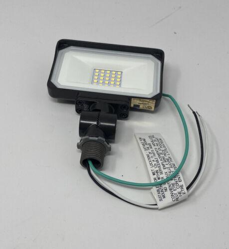 RAB 15W 5000K LED Flood Light Bronze X34-16L//120 *New In Box