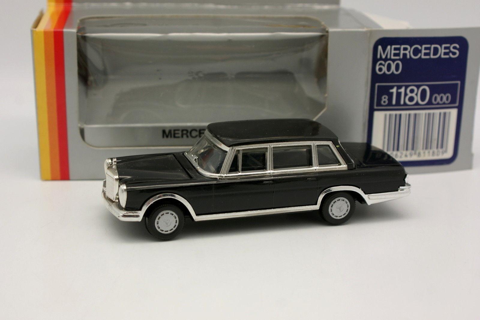 Gama 1   43 - mercedes 600 schwarz