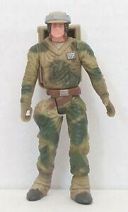 Star-Wars-Camouflage-Endor-Rebel-Soldier-4-034-Action-Figure-1997-Kenner-Used