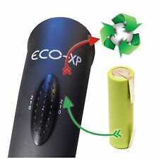 Akkuwechsel Tondeo Eco XP Akkutstampach EcoXP anche adatto a Wella Xpert HS50