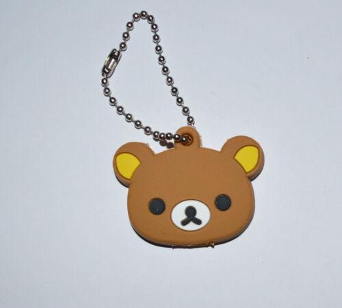 Animal Shape design Key Caps Top Cover Key Ring Head Chain Charm Identifier Tag