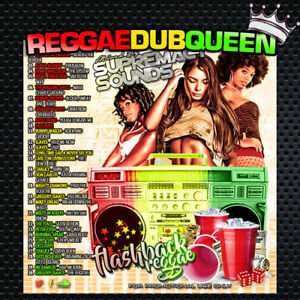 Details about Supremacy Sounds - Flashback Reggae 1 Mixtape  Reggae Mix CD