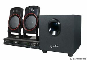 SUPERSONIC-2-1CH-HOME-THEATER-SURROUND-SOUND-SYSTEM-CD-DVD-MP3-PLAYER-REMOTE-NEW