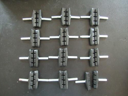 24 neue  bremsschuhe für cantileverbremsen für stahlfelgen ,marke point, 55mm