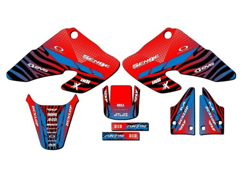 2000 2001 2002 2003 XR 50 GRAPHICS KIT XR50 03 02 01 DECO STICKERS DECALS